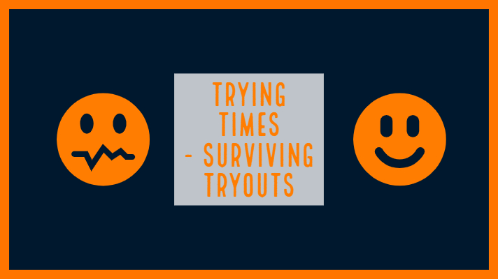 Tying Times - The Baseball Tryout podcast